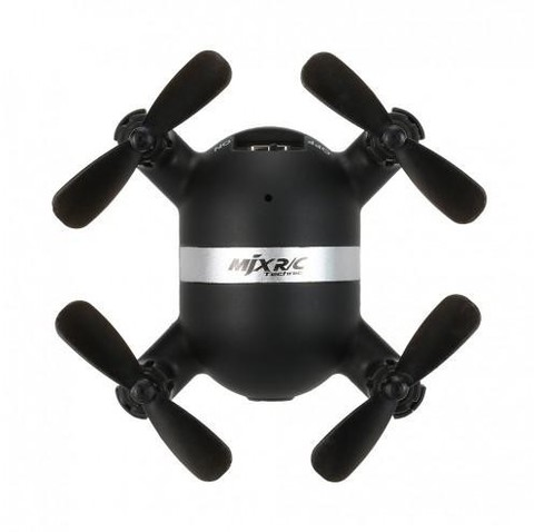 Радиоуправляемый мини-квадрокоптер MJX X929H Mini - Black с барометром и автовзлетом