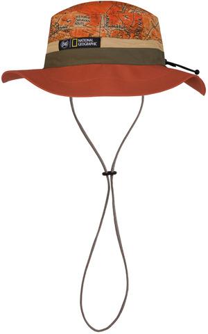 Шляпа походная Buff Booney Hat Nomad Rusty фото 1