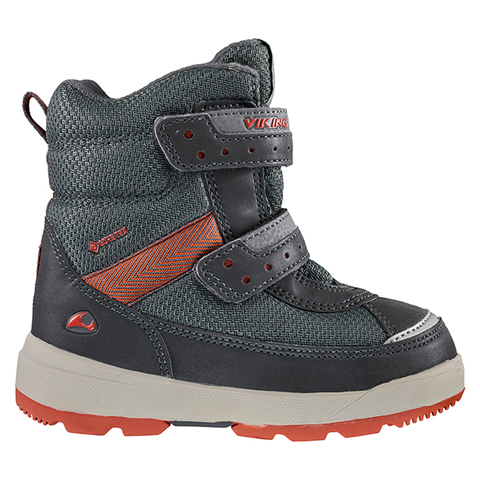 Ботинки Viking Play II R GTX Charcoal/Burnt Orange