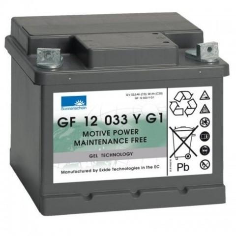 Аккумулятор Sonnenschein GF 12 033 Y G1