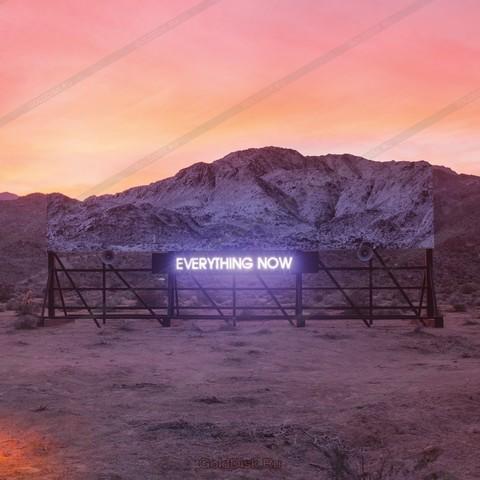 Виниловая пластинка Arcade Fire - Everything Now (Day Version)