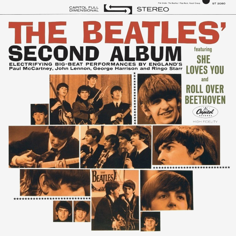 The Beatles / The Beatles' Second Album (Mono & Stereo)(CD)