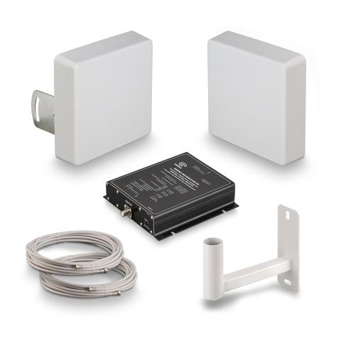 KROKS KRD-1800/2100 Комплект усилителя GSM1800/3G с репитером