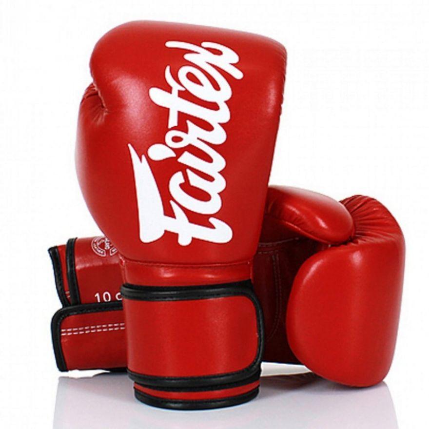 Перчатки Перчатки для бокса Fairtex Boxing gloves BGV14 Red& 1.jpg