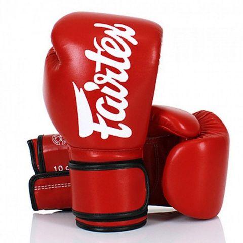 Перчатки для бокса Fairtex Boxing gloves BGV14 Red&