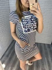 летнее платье-туника недорого