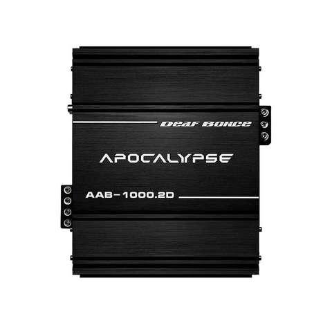 Усилитель Alphard Deaf Bonce Apocalypse AAB-1000.2D
