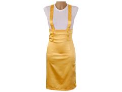 37-1849-4 сарафан женский, желтый