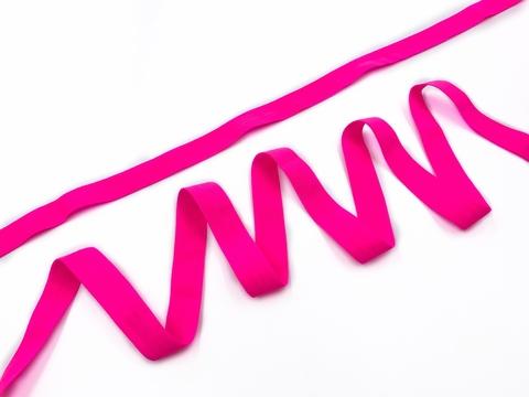 Бейка отделочная розовый неон 15 мм