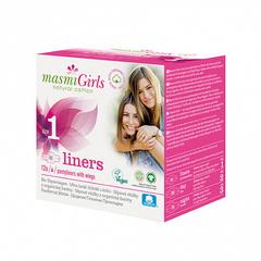 Прокладки с крылышками на каждый день, для девочек-подростков (Masmi)