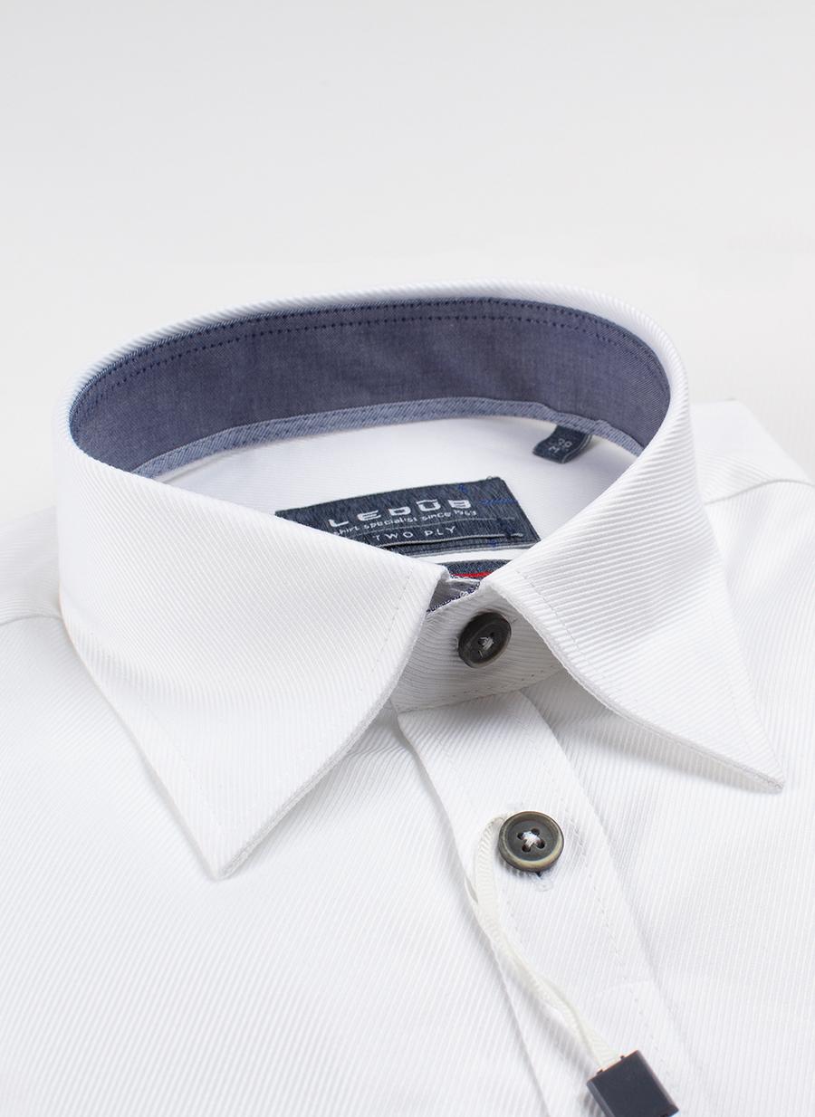 Рубашка Ledub slim fit 0137467-910-180-171