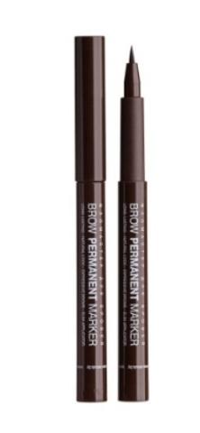 RELOUIS Фломастер для бровей BROW PERMANENT MARKER тон:02,Brown