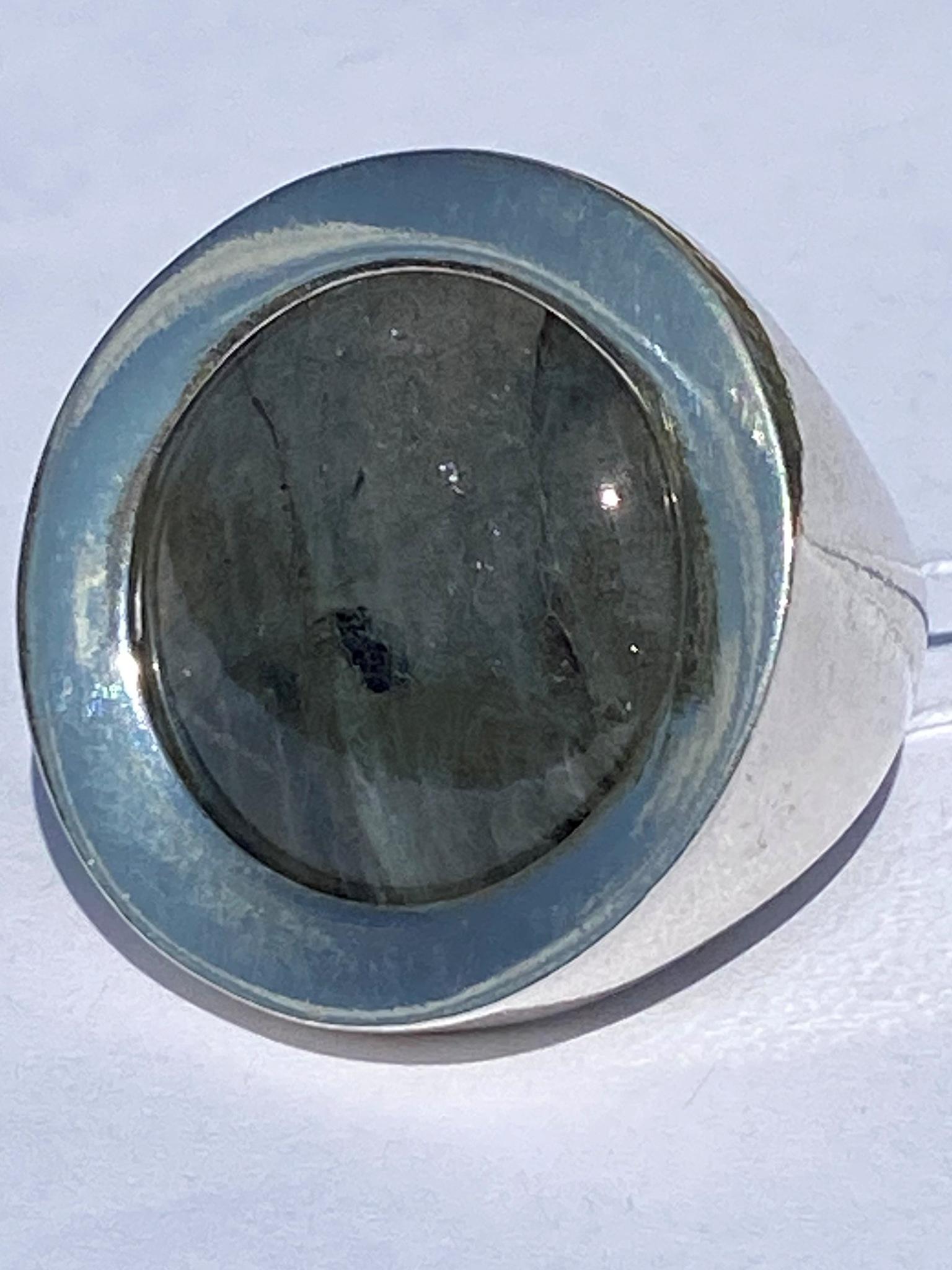 Канберра (кольцо из серебра)