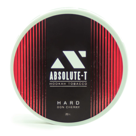 Табак Absolute-T Hard 20 гр Don Cherry