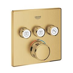 Термостат для душа встраиваемый на 3 потребителя Grohe Grohtherm SmartControl 29126GN0 фото