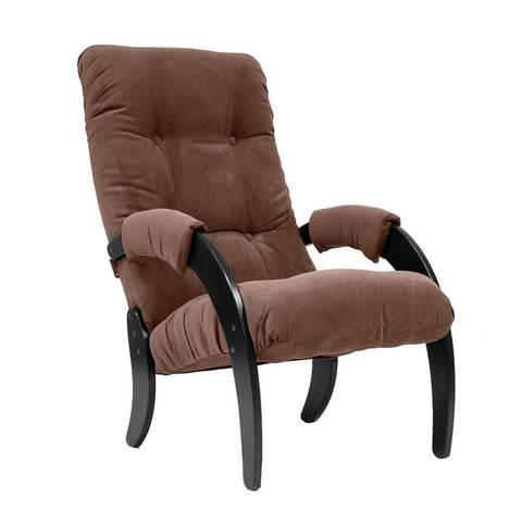 Кресло для отдыха Комфорт модель 61 ткань
