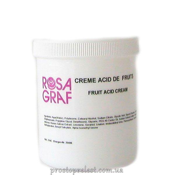 Rosa Graf Fruit Acid Cream - Крем з фруктовими кислотами