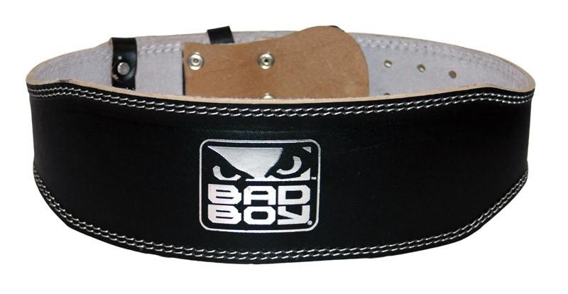 Атлетические пояса Пояс атлетический Bad Boy Leather Weight Lifting Belt 1.jpg