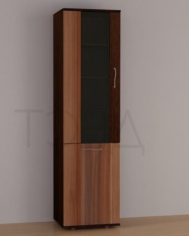 Шкаф-витрина МАДЕРА-2 левый /650*1884*407/