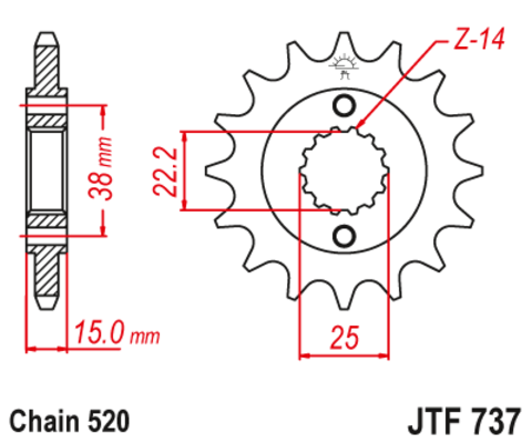 JTF737