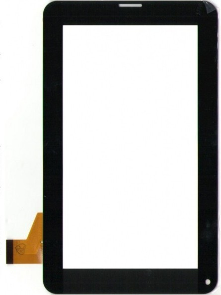 Сенсорное стекло HN86-002 / HS1258-V0 для планшета ORRO, Supra M721