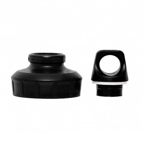 Бутылка Sigg WMB Mountain (1 литр), черная