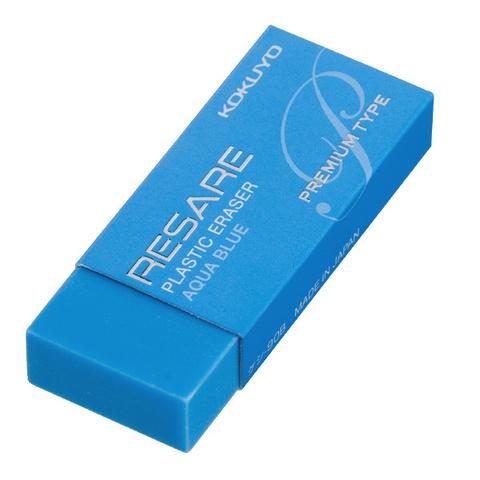 Ластик Kokuyo Resare Premium - Aqua Blue