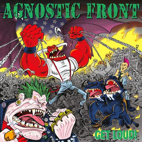 Agnostic Front / Get Loud (RU)(CD)