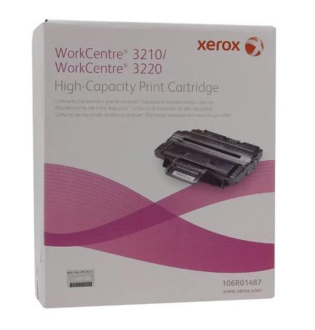 Картридж Xerox 106R01487 черный