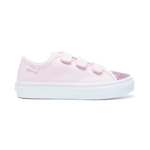 Кеды дет. VANS UY STYLE 23 V  Chalk Pink-True White