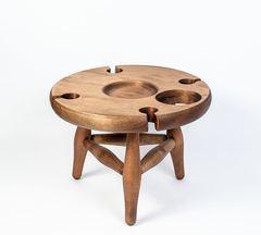 Столик для вина из сибирского кедра, фото 2