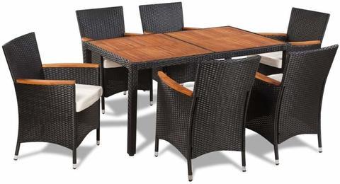 Комплект обеденный HELSINKI (стол + 4 кресла), 2793