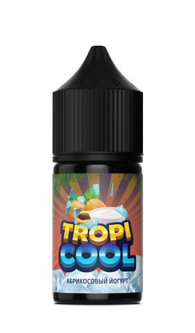 Абрикосовый йогурт by TropiCOOL Salt 30мл