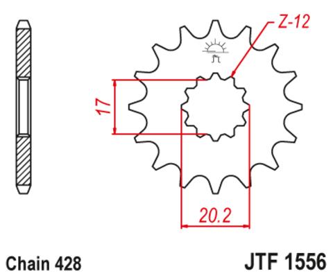 JTF1556
