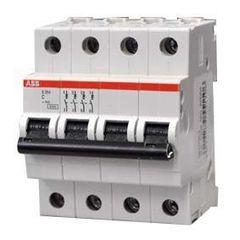 Автоматический выключатель АВВ 4/63А S204 C63