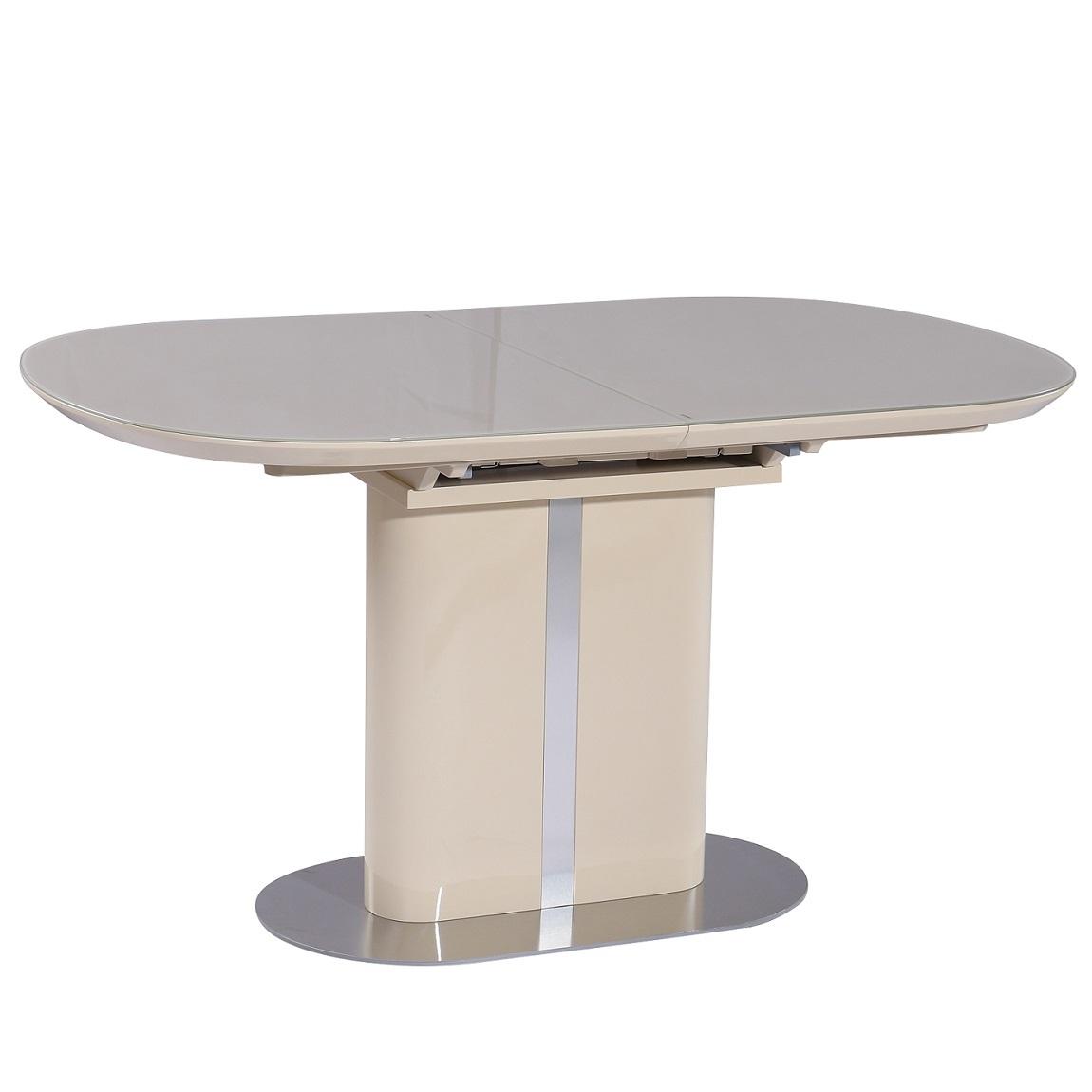 Стол обеденный AVANTI DISCOVERY (140) VANILLA (ваниль)