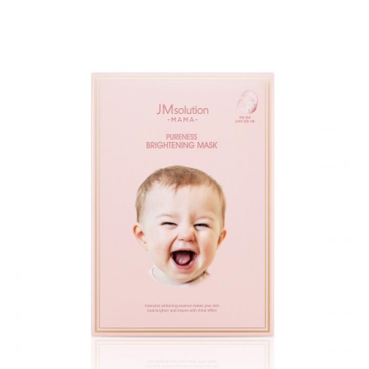 Маска JMSolution Mama Pureness Brightening Mask для осветляющего эффекта