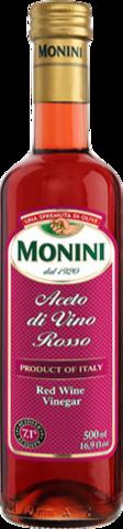 Уксус Monini винный красный, 500 мл