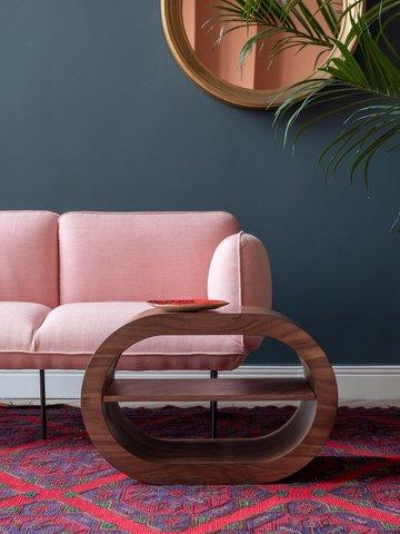 Столик «Цикл» с полкой