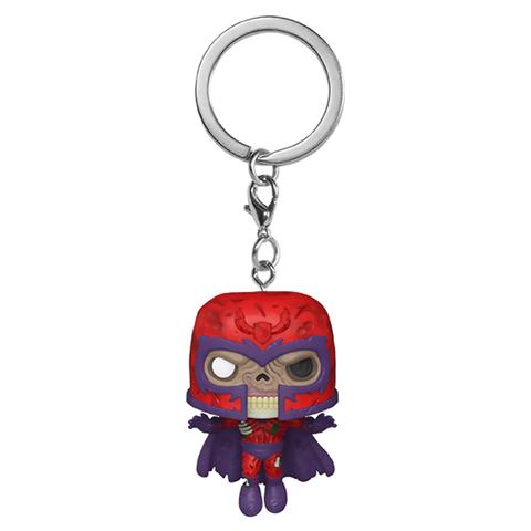 Брелок Funko Pocket POP! Keychain: Marvel Zombies: Magneto 49130-PDQ