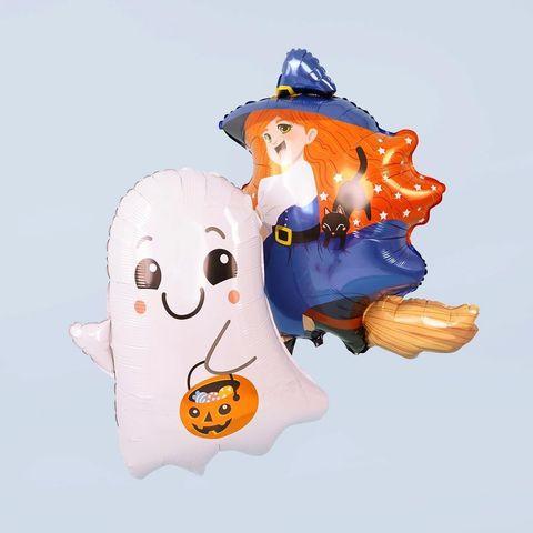 Набор шаров на Хэллоуин