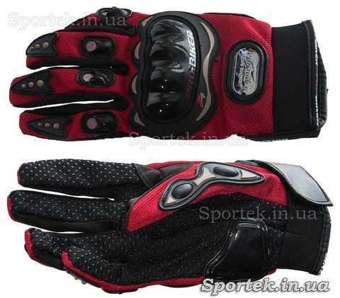 Перчатки Pro-Biker (Про-байкер) для велосипедистов роллеров и мотоциклистов