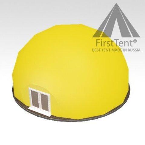 Сферический шатер D12