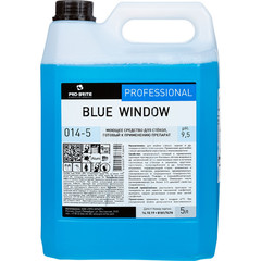 Моющее средство для стекол Pro-Brite Blue Window (014-5) 5 л (готовое к применению средство)