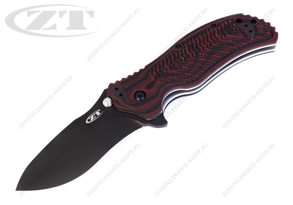Нож Zero Tolerance 0350C Cherry Onion