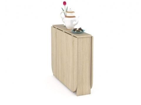 Стол-книжка Глория 609 Моби дуб сонома