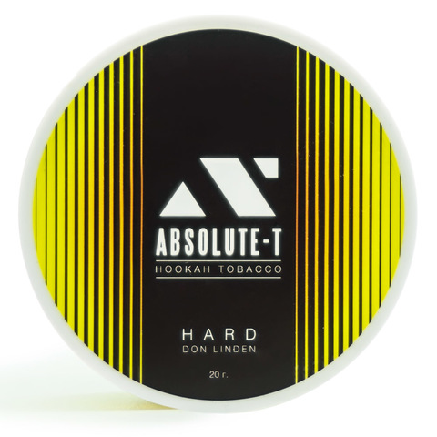 Табак Absolute-T Hard 20гр Linden