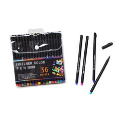 Набор акварельных линеров Fineliner Color Pen, 0.4 мм