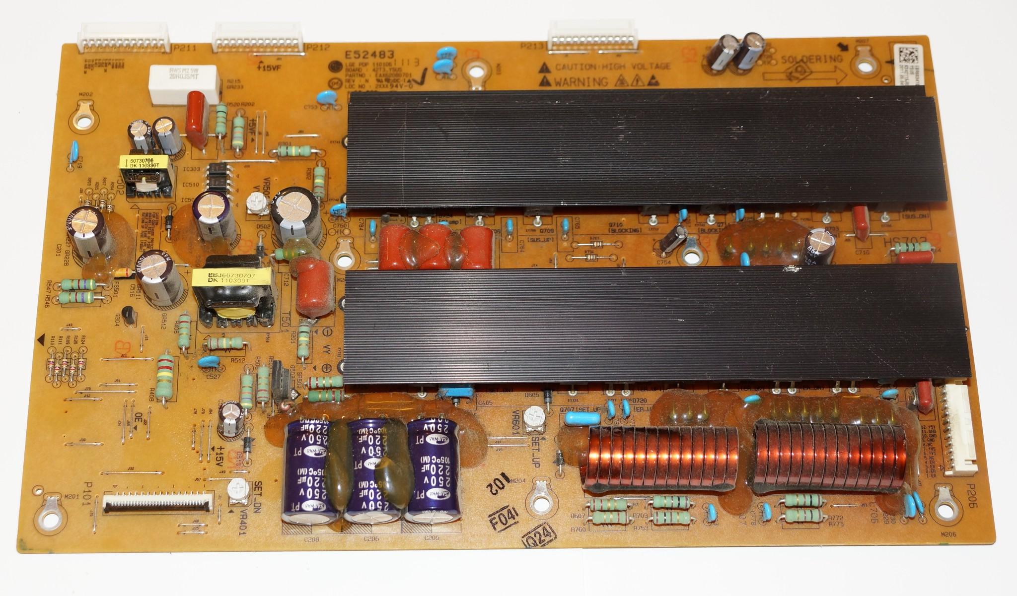 YSUS EAX62080701 model 42T3_YSUS