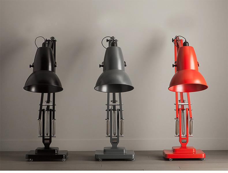 Напольный светильник копия Giant by Muno (черный)